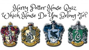 To Harry Potter Test Of Your Objectives