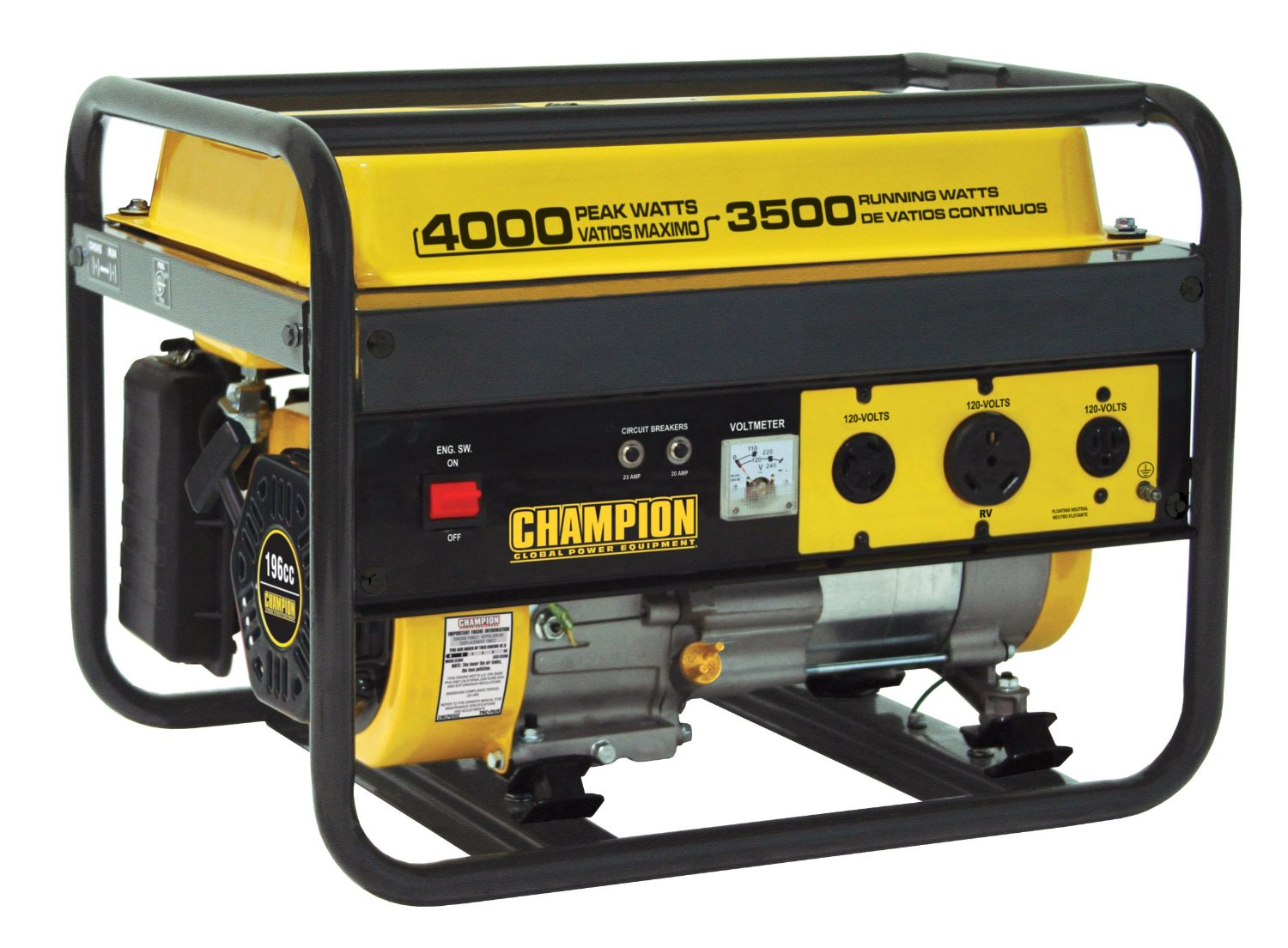 The Ideal Portable Electrical Power Generators